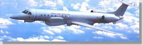 Aviones de Alerta Temprana y Guerra Electrónica  R99B