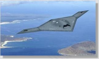 Northrop Pegasus X-47